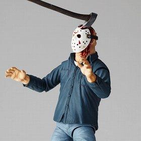 映画「13日の金曜日」に登場する殺人鬼・ジェイソン・ボーヒース