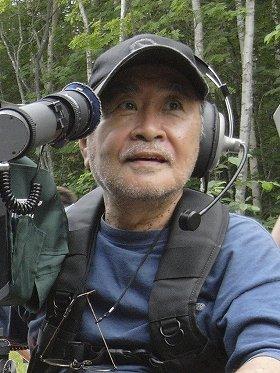 『SOUL 忌野清志郎』を撮影した写真家の鋤田正義さん