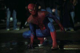 USJに登場するとの情報が入ったスパイダーマン。カメラの準備を忘れずに/(tm) & (c)2012 Marvel Characters, Inc. (c)2012 CPII. All Rights Reserved. (c) & (R) Universal Studios. All rights reserved.