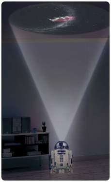 「HOMESTAR(ホームスター)R2-D2 EX」
