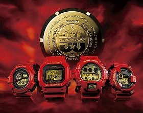 30周年記念モデルの第一弾となる「Rising RED(ライジングレッド)」