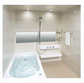 すっきりキレイ、しっかり省エネ、リフォームしやすいオールインワン快適バスルーム!