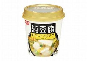 「純豆腐 白スンドゥブチゲスープ」