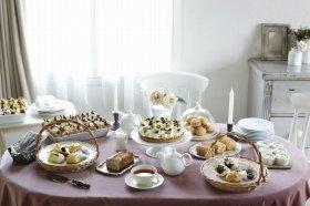 「Invitation to Tea Party」キャンペーンのイメージビジュアル