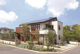 次世代の住宅MIDEAS(ミディアス)外観
