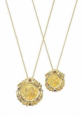「ウィーン金貨ハーモニー」に18世紀オーストリア・バロック調の装飾をした