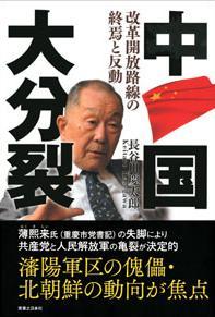 『中国大分裂 改革開放路線の終焉と反動』