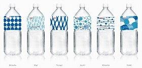 インテリアにもなるペットボトルを目指した「キリンのやわらか天然水」