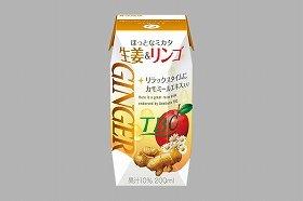 「TBC生姜&リンゴ」