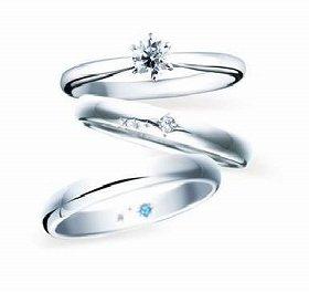 シンデレラの世界あふれる指輪たち