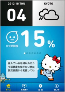 (C)1976.2012 SANRIO CO., LTD.