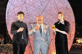 「ウイスキーヒルズアワード2012」授賞式の様子