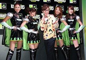オリエンタルラジオ・藤森慎吾さんと「ハッスルナイト」