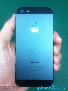 これが「iPhone 5S」か!?(iPhone5parts.netより)