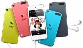 カラフルなアップル製品といえば、第5世代「iPod touch」。iPhoneにもこうしたカラーバリエーションが登場するのだろうか
