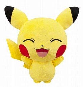 「ピカチュウ でかきゅんぐるみ~ユーザーリクエストver.~」(C)Nintendo・Creatures・GAME FREAK・TV Tokyo・ShoPro・JR Kikaku (C)Pokemon