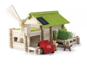 愛国心を子どもに伝える?仏メーカーの木製組み立て玩具