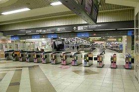 現在の東横線渋谷駅