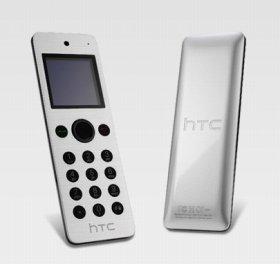 HTCが発売した「HTC Mini」。いわばスマホの「子機」だ(公式サイトより)