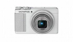 「OLYMPUS STYLUS XZ-10」(ホワイト)
