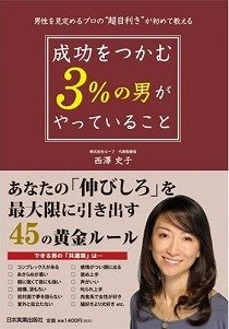 『成功をつかむ「3%の男」がやっていること』(日本実業出版社)