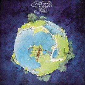 「ラウンドアバウト」を収録するアルバム「Fragile(こわれもの)」。1971年発表