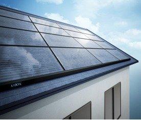 太陽光発電システム「ソーラーラック」施工例