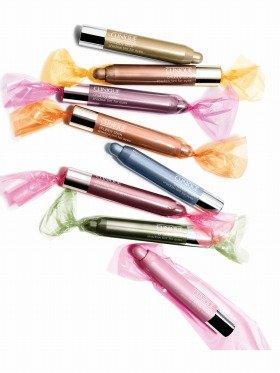 キャンディのような鮮やかカラー