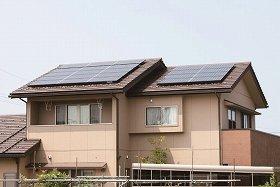 普及が進む太陽光発電システム