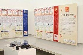 2月19日オープンの「サラ川ヒストリー展」