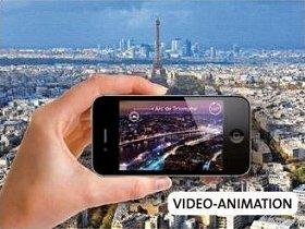 「ARパズル(パリ)」のイメージ画像