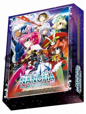 (C)NANOHA The MOVIE 2nd A's PROJECT