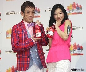 イベントに登場したクリス松村さんと壇蜜さん