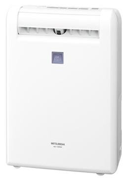 洗濯物の位置と乾き具合を見わける衣類乾燥除湿機「MJ‐10HGX」