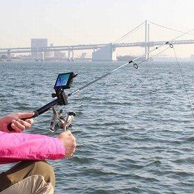 モニタリングしながら「釣り」