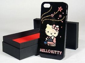 Hello Kitty design.