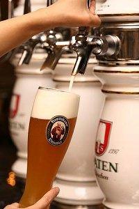 本場のドイツビール