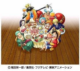 (C)尾田栄一郎/集英社・フジテレビ・東映アニメーション