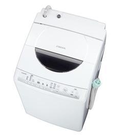 「快速ザブーン洗浄」なら、容量9キログラムを約35分で洗濯(写真は、「タテ型ZABOON AW‐90SVM」)