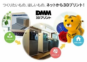 「DMM 3Dプリント」