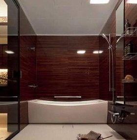 「ほっカラリ床」「魔法びん浴槽」「エアインシャワー」を標準搭載