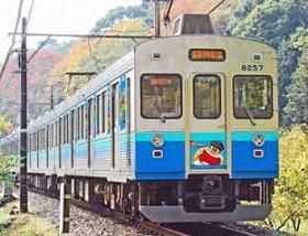 「ガリガリ君電車」(イメージ)