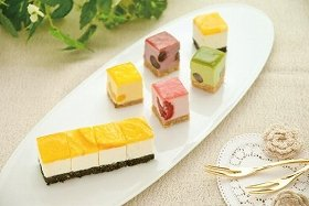 「フローズンスティックケーキ」