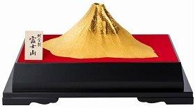 「純金製 富士山」