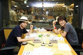 鈴木幹也さん(左)と千原ジュニアさん(右)