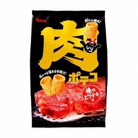 「肉ポテコ・俺のビフテキ味」