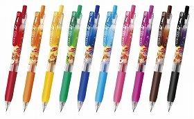 共有10种颜色
