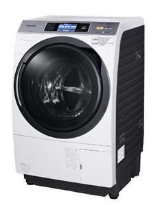 新「泡洗浄」と「温水機能」で1年中安定した洗浄力を発揮する(写真は、「NA‐VX9300L‐W」)
