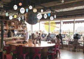「人工衛星 胸キュン?カフェ」のイメージ