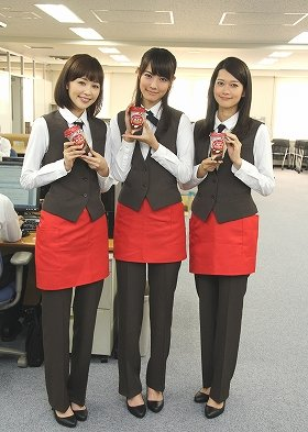 左から千国めぐみさん、古川美有さん、平野由美さん